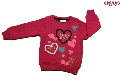 3/7 Y LOVE BUG KALP  SELANIK SWEAT