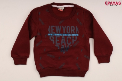 3/7 Y NEW YORK BEACH BASKILI 3 IP SWEAT
