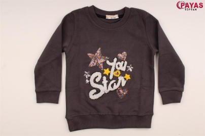 9/12 Y YOU STAR NAKISLI SELANIK SWEAT