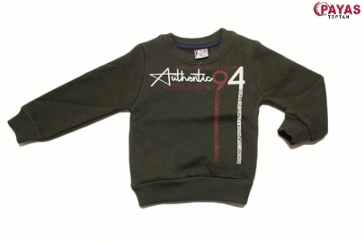 9/12 Y AURTHENTIC 94  BASKILI ERKEK SWEAT