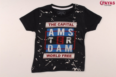 3/7 Y THE CAPITAL AMSTERDAM  BASKILI T-SHIRT