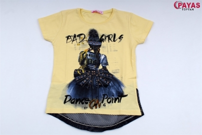 9/12 Y BAD GIRLS BASKILI  TSHIRT