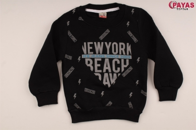 8/12 Y NEW YORK BEACH BASKILI 3 IP SWEAT